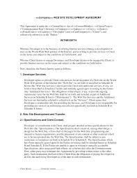 free non disclosure agreement template uk site development agreement uk web site development agreement uk