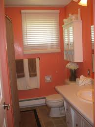 Orange Bathroom Brown And Orange Bathroom Accessories County With Inspiration