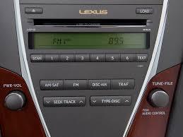 2007 lexus es 350 price new 2007 lexus es350 radio interior photo automotive com