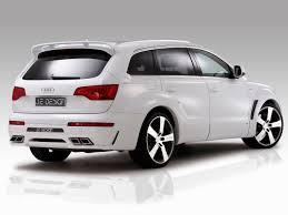 Audi Q7 Models - 2011 je design audi q7 s line