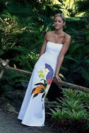 hawaiian wedding dresses top selling strapless hawaiian wedding dress hawaiian weddings