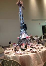 eiffel tower centerpiece amazing christmas centerpiece inspired eiffel tower
