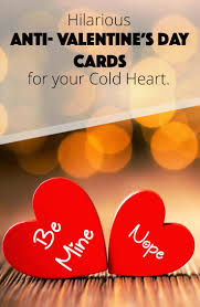 anti s day cards hilarious anti valentines day cards for your cold heart shoplet