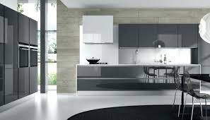 high cabinet kitchen high gloss white kitchen cabinet vanessadore com