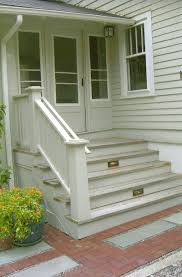 Wooden Front Stairs Design Ideas Wood Front Porch Steps Designs Home Design Ideas