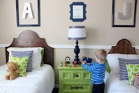 Ideas For Boys Bedrooms by Big Boy Room Transformation Reveal Erin Spain
