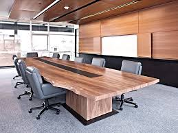 Cool Meeting Table Cool Boardroom Tables Davis Ekko Interior Design Magazine 2011