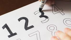 how to teach children to write numbers sciencing