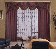 Jcp Home Decor Decorating Wonderful Purple Valance With Sheer Curtains For