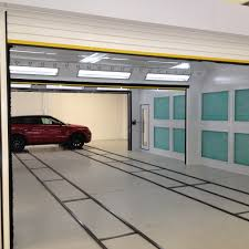 build a shop garage paint booth walls paint booth wall covering how to build