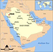 tabuk map tabuk saudi arabia