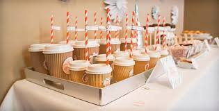 hot cocoa favors kara s party ideas hot chocolate cocoa winter christmas