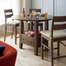 Rustic Bistro Table And Chairs Farmhouse Pub Table Foter