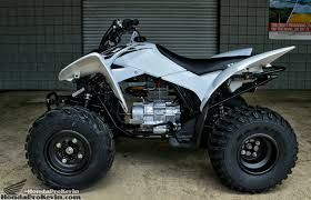 service manual 2005 honda 250x 2016 honda atv horsepower u0026 tq model lineup comparison