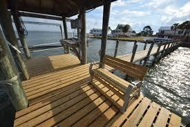 bay front 2 2 br bath house with huge decks boat dock facing