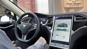 Tesla Interior Model S Sold 2013 Tesla Model S For Sale Interior Features