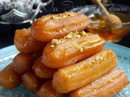 cuisine au miel balah el sham gâteau au miel le cuisine de samar