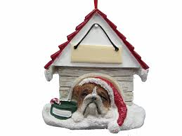 amazon com bulldog ornament a great gift for bulldog owners hand