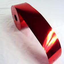 metallic ribbon metallic ribbon 2 inch 50mm wide metallic ribbon