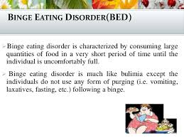 Bed Eating Disorder Eating Disorders