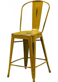 commercial outdoor bar stools commercial outdoor bar stools with yellow metal decorations 21