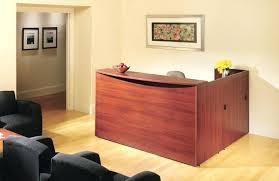 Hairdressing Reception Desk Salon Reception Desk Furniture Laila Tufted Salon Front Desk Small