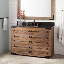 Bathroom Vanity Closeouts Bathroom Vanities And Vanity Cabinets Signature Hardware Regarding