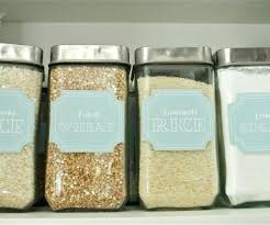 clear glass canisters for kitchen glass pantry storage containers medium size of smart pantry