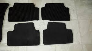 2013 cadillac ats floor mats cadillac ats upgraded all weather and original floor mats 125