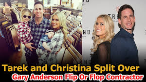 Tarek And Christina El Moussa by Gary Anderson Contractor Gary Anderson Flip Or Flop Christina