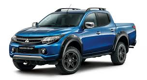 mitsubishi l200 2007 2017 mitsubishi l200 barbarian svp debuts in uk loaded 4x4