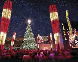 celebrate the holidays at universal studios hollywood and