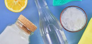 Forget Storing  Cleaners Under The Kitchen Sink You Only Need - Cleaning kitchen sink with baking soda