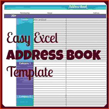 address book templates free download address books jpeg