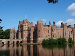 Most Beautiful English Castles Herstmonceux Castle Castles Pinterest Castles Cathedrals