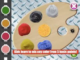 preschool learning the color wheel app shopper color mix hd