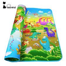 tappeto di gomma per bambini per bambini stuoia gioco bambino tappetino per bambini
