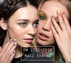 fall winter 2015 2016 nail trends nail trends makeup and manicure