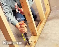 fastening wood to cement floor carpet vidalondon