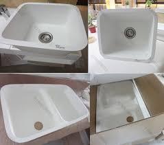 Custom Size Acrylic Stone Portable Kitchen Sink Buy Portable - Portable kitchen sinks