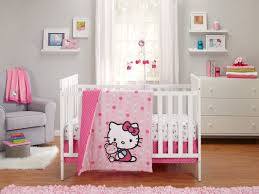 Nojo Jungle Crib Bedding by Hello Kitty Cute As A Button 3 Piece Crib Bedding Set U0026 Reviews