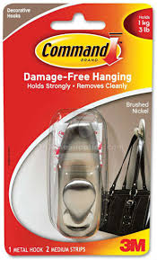 Decorative Hooks by Command Hooks Metal By 3m Ontimesupplies Com Ontimesupplies Com