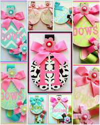 bow holders trendy hair bow holders personalized just for you bellini buzz