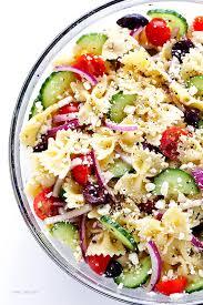 pasta slad mediterranean pasta salad gimme some oven