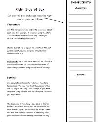 paper bag book report template documents mrs telstad