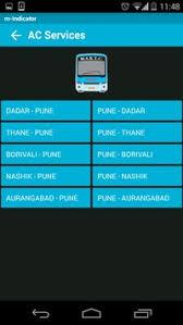 m indicator apk pune data m indicator apk free travel local app for