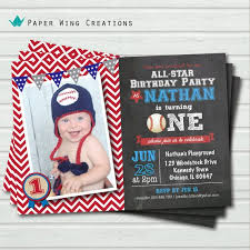 baseball birthday invites images invitation design ideas