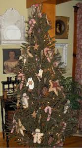 primitive christmas tree a primitive christmas junkmarket style
