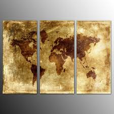 World Map Prints by Compare Prices On Map Canvas Print Online Shopping Buy Low Price