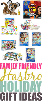 hasbro gifts for the whole family couponing